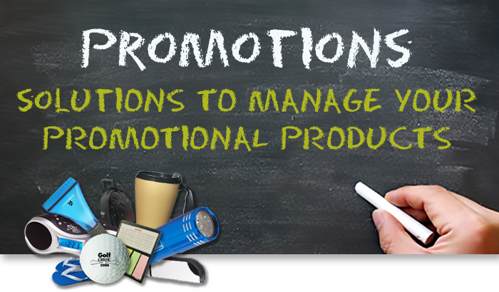 Promotional Product Management