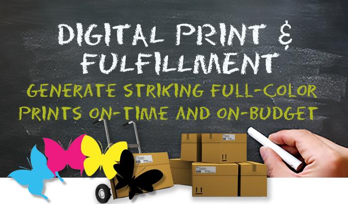 Digital Print & Fulfillment