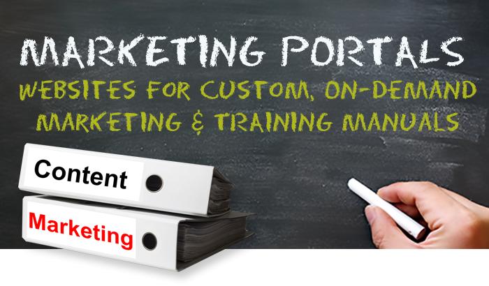 Goodway Marketing Portals