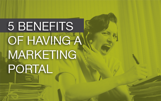 5 Benefits of Having a Marketing Portal / Storefront