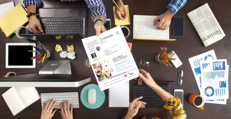 Can Print Drive Social Media Engagement? You Bet!