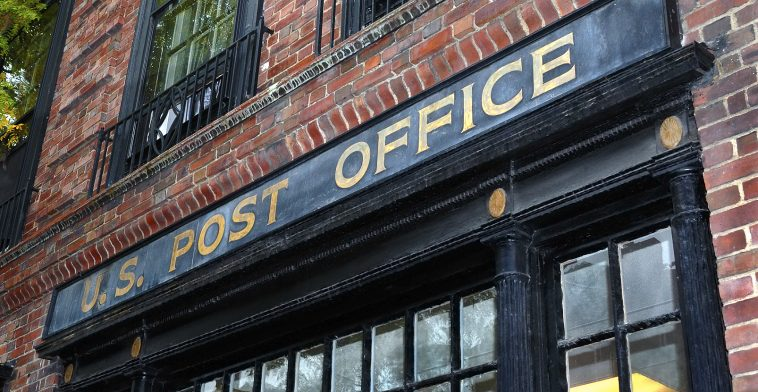 Postage rates 2019