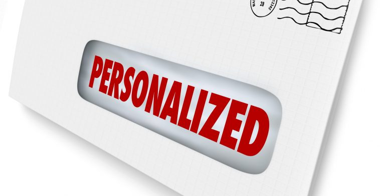 Before You Personalize…